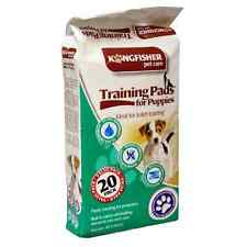 PUPPY DOG TRAINING PADS 60 x 40cm Ultra Absorbent Leak Proof Wee Mats Toilet Pee