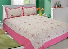 All For You 3PC quilt set, bedspread, and coverlet- twin/full/queen/king
