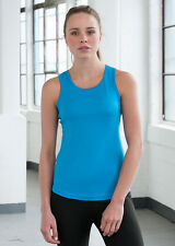 Women's sports vest by AWDis! Perfect for jogging and other activities!