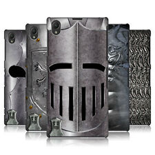 HEAD CASE MEDIEVAL ARMOURY PROTECTIVE BACK CASE COVER FOR SONY XPERIA Z1 C6902