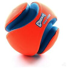 Chuckit! Dog KICK FETCH Durable Canvas Toy Ball Will Not Deflate CHOOSE SIZE