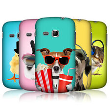 HEAD CASE DESIGNS FUNNY ANIMALS CASE COVER FOR SAMSUNG GALAXY MINI 2 S6500