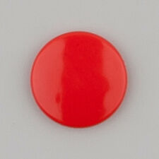 B1 Bright Red KAM Snaps for Cloth Diapers/Bibs/Crafts/Plastic Snap Buttons