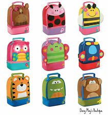 Stephen Joseph Assorted School Lunch Boxes / Lunch Pals for Kids / Girls / Boys
