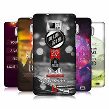 HEAD CASE CHRISTIAN TYPOGRAPHY SERIES 1 BACK CASE FOR SAMSUNG GALAXY S2 II I9100