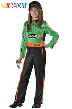NASCAR Danica Patrick Racer Race Car Driver Child Costume