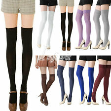 Fashion Girl Women's Sexy Sheer Top Tights Pantyhose False Thigh-Highs