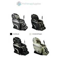 Osaki OS-7200CR Ultra Curve 3D Deluxe Zero Gravity Massage Chair in 4 Colors