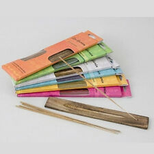 20 INCENSE STICKS WITH STAND AROMA SCENTS ZEN GARDEN FRAGRANCE BURNING NEW