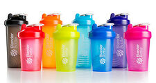 Genuine Colored Blender Bottle 28 Large ounce Shaker Mixing bottle Wire whisk