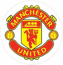FC MANCHESTER UNITED *Many Sizes* EPL Football Soccer Vinyl Sticker Decal
