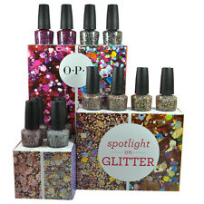 OPI Spotlight on Glitter Nail Polish Lacquer 0.5 oz