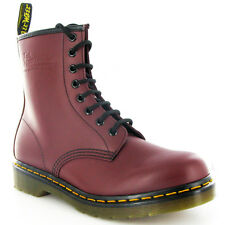 Dr.Martens 1460Z Cherry Smooth Leather Womens Boots