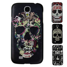 Original Skull Design Cell Phone Chic Hard Back Case Cover For Samsung Galaxy S4