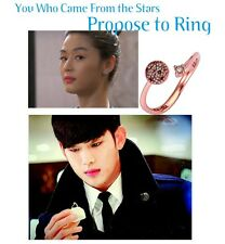 DIDIER DUBOT You Who Came From the Stars PROPOSERING Jun ji hyun ring Gianna Jun