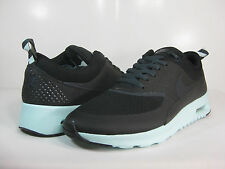 NIKE WMNS AIR MAX THEA Black/Anthracite-Teal Tint -599409 005- ATHLETIC