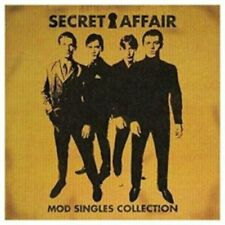 SECRET AFFAIR - THE MOD SINGLES COLLECTION - NEW CD ALBUM - MODSKACD030