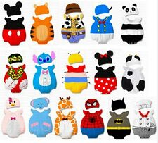 ★34 Designs★NEW Baby Boys Girls Animal Costume Clothes Romper Outfit Set