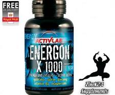 ActivLab ENERGON X 1000 90 caps - Composition of the extracts (Guarana, Ginseng)