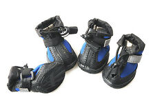 JML Design-New Cool Cute Cozy Waterproof Boots Shoes For Small-Large Dog X2802