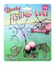 boobs fishing lure gag gift, novelty discreet shipping