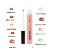 NEW AVON COLOUR PLUMP POUT PLUMPING LIPGLOSS LIP GLOSS IRRESISTIBLY SEXY