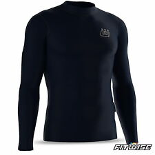 Compressione Strato Di Base Completo Maniche Pelle Tight SHIRT CICLISMO RUNNING TOP Armour