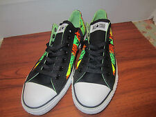 CONVERSE ALL STAR NEON SHOE  PRINTED LOW TOP DIFFERENT SIZES TO CHOOSE  FROM
