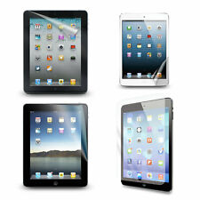 Lot 3x LCD Screen Protector Film Cover for Apple iPad 1 2 3 4 Mini 1 2 Air 5th
