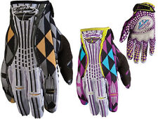 Fly Racing Womens Kinetic Motocross Gloves