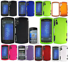 Any Solid Cover Hard Case+Free SP For Sony Ericsson Xperia Play R800 Phone