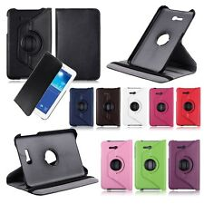 360 Rotating Stand Case Cover For Samsung Galaxy Tab 3 Lite 7.0 SM-T110 T111