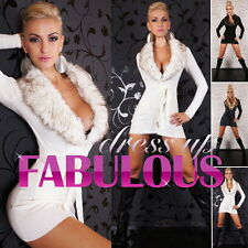 New Sexy 6-14 Women's Jumper Jacket Dress Top Cardigan Latest Fashion Trends Hot