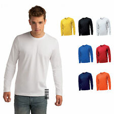 Men's Long Sleeve Comfortsoft Cotton T-shirt
