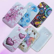 SILICONE GEL SOFT BACK SHELL CASE COVER HOLDER FOR SAMSUNG S5360 GALAXY Y