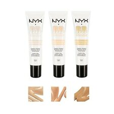 trend new nyx cosmetics BB cream BBCR 01 BBCR 02 BBCR 03 NUDE NATURAL GOLDEN