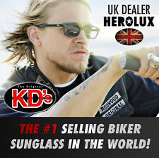 Jax Teller ORIGINAL KD Sunglasses. Sons of Anarchy KD's Shades. SAMCRO Biker KDs
