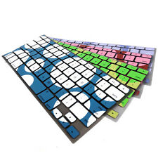 Colorful Keyboard Cover Skin Protector For Apple Mac Macbook Pro