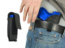New Barsony IWB Gun Holster + Mag Pouch for S&W M&P Compact Sub-Comp 9mm 40 45