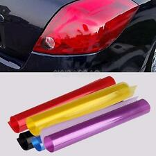 #gib Shiny Car Headlights Tail Lights Tint Vinyl Film Lights Change Color Film