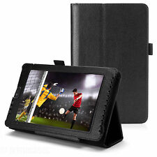 SMART PU LEATHER CASE COVER WITH STAND FOR DELL TABLET
