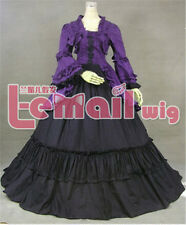 Victorian Edwardian Vintage Marie Antoinette Lolita dress cosplay costume fancy