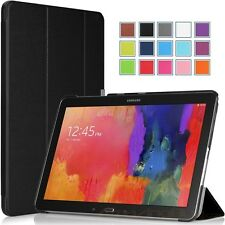Magnetic Smart PU Leather Cover Case Stand For Samsung Galaxy Tab PRO 10.1 T520