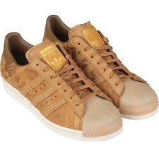 Adidas Superstar Camo D65513 Leather Duck Camo Dead stock  Wheat Bone DS NIB