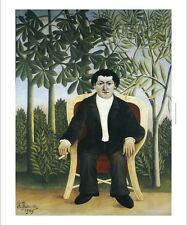 HENRI 'LE DOUANIER' ROUSSEAU ON CANVAS ON CANVAS choose SIZE, from 55cm up, NEW