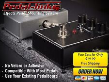 Guitar Pedal Links Mounting Bracket Pedalboard for Boss Ibanez VOX Digitech DOD