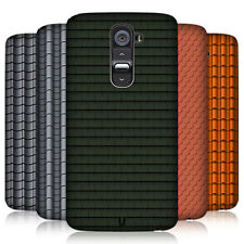 HEAD CASE ROOF PATTERN PROTECTIVE SNAP-ON HARD BACK CASE COVER FOR LG G2 D802
