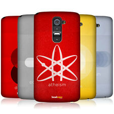 HEAD CASE PHILOGRAPHY PROTECTIVE SNAP-ON HARD BACK CASE COVER FOR LG G2 D802