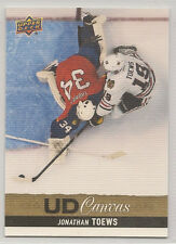 13/14 Upper Deck Canvas Hockey Cards ( C121 - C210 ) U-Pick From List