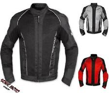 CE Armour Mesh Summer Tex Jacket Motorbike Motorcycle Pants All Sizes